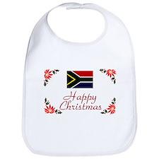 S Africa-Christmas Bib