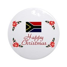 S Africa-Christmas Keepsake Ornament