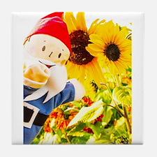 Sunflower Gus Tile Coaster