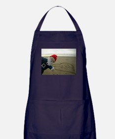 Marry Me Gnome Apron (dark)