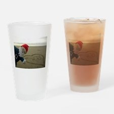 Marry Me Gnome Drinking Glass
