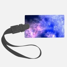 Cool White and nerdy Luggage Tag