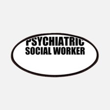 Trust Me, I'm A Psychiatric Social Worker Patch