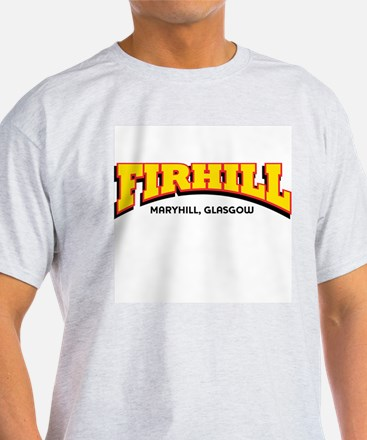 Firhill-Maryhill-Glasgow T-Shirt