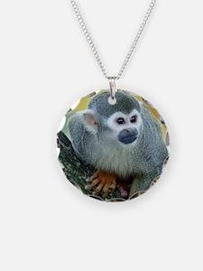 Monkey004 Necklace