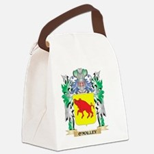 O'Malley Coat of Arms - Family Cr Canvas Lunch Bag