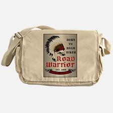 Road Warrior Messenger Bag