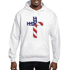 Freedom Cross Hoodie