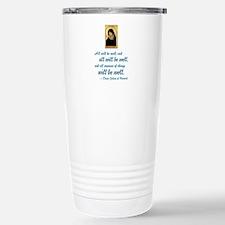 Cute Wise Travel Mug
