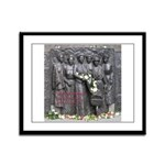Votes for Women Framed Panel Print