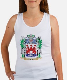 O'Neill Coat of Arms - Family Crest Tank Top