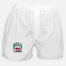 O'Neill Coat of Arms - Family Crest Boxer Shorts