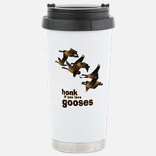 Unique Bird hunter Travel Mug
