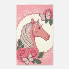 Cute Pony Area Rug