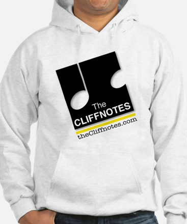 Cliffnotes Hoodie (white)