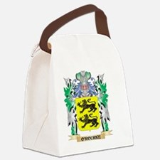 O'Rourke Coat of Arms - Family Cr Canvas Lunch Bag
