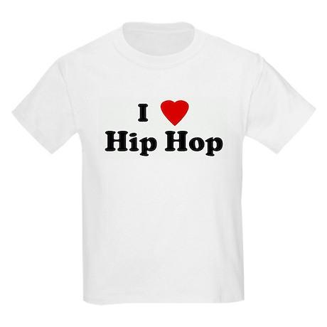 I Love Hip Hop Kids Light T-Shirt