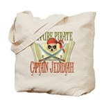 Captain Jedidiah Tote Bag