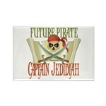 Captain Jedidiah Rectangle Magnet (100 pack)