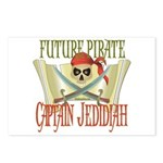 Captain Jedidiah Postcards (Package of 8)