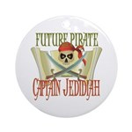 Captain Jedidiah Ornament (Round)