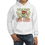Captain Jedidiah Hooded Sweatshirt