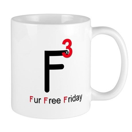 Fur Free Friday Mug
