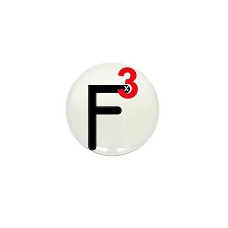 Fur Free Friday Mini Button