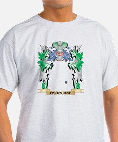 Osbourne- Coat of Arms - Family Crest T-Shirt