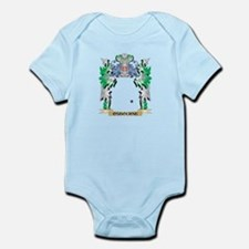 Osbourne- Coat of Arms - Family Crest Body Suit