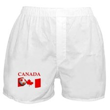 TEAM CANADA WORLD CUP Boxer Shorts