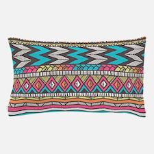Native Pattern Pillow Case