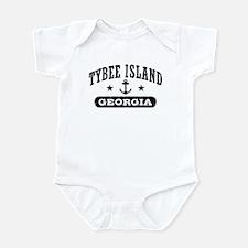Tybee Island Infant Bodysuit