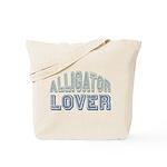 Alligator Lover Florida Fan Tote Bag