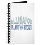 Alligator Lover Florida Fan Journal