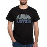Alligator Lover Florida Fan Dark T-Shirt