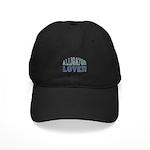 Alligator Lover Florida Fan Black Cap
