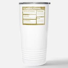 The Negative Positions Travel Mug