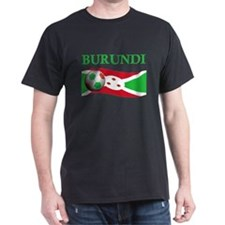 TEAM BURUNDI WORLD CUP T-Shirt