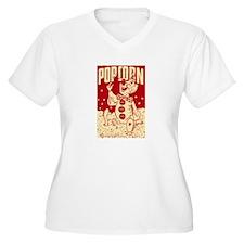 Popcorn Clown T-Shirt