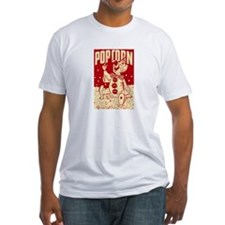 Retro Popcorn Circus Clown Shirt
