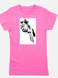 Unique Horses Girl's Tee