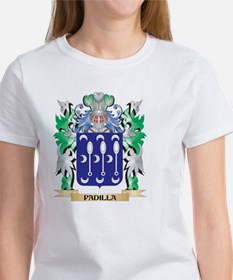 Padilla Coat of Arms - Family Crest T-Shirt