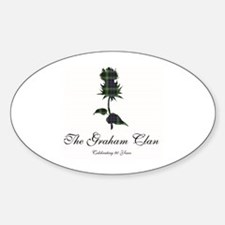 Funny Clan graham Decal