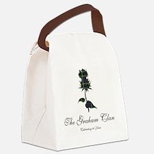 Unique Graham Canvas Lunch Bag