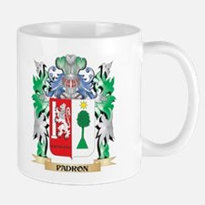 Padron Coat of Arms - Family Crest Mugs