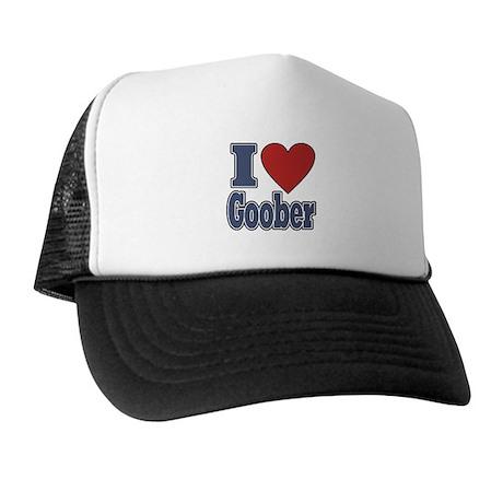 I Love Goober Trucker Hat