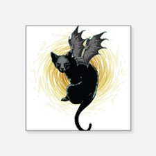 Bat Cat Sticker
