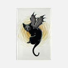 Bat Cat Magnets