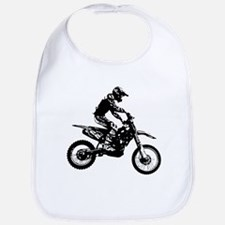 Enduro black Bib